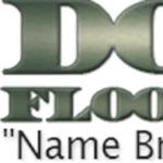 $ Dollar Floor Store Logo