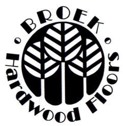 Broek Hardwood Floors Logo
