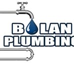 Bathroom Plumber Contractors Logo