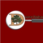 Discover Hardwood Floors Logo