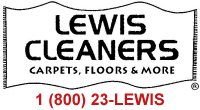 Lewis Carpet Cleaners & Floor Care Inc Logo