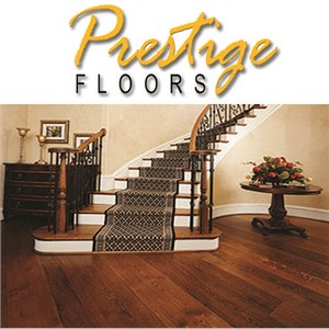 prestige floors Logo