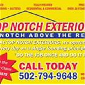 Top Notch Exteriors Cover Photo