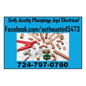Seth Austin Plumbing And Electrical Logo