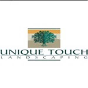Unique Touch Landscaping - UTL Logo