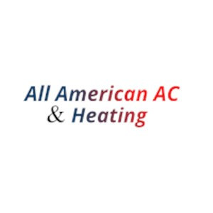 All American Air Conditioning & Heating Logo