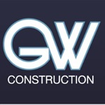 G W Construction Logo