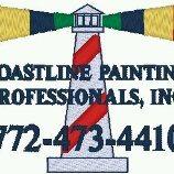Coastline Painting Professionals Logo