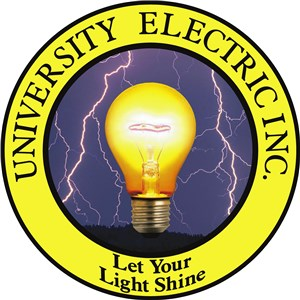 University Electric Inc Logo