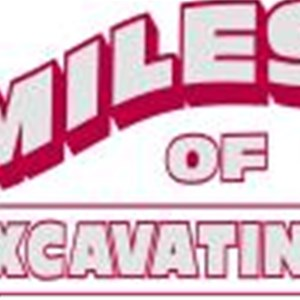 Miles Of Excavating Cover Photo
