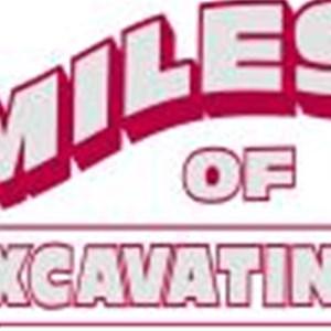 Miles Of Excavating Logo