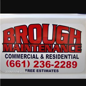 Brough Maintenance Logo
