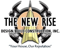 The New Rise Design/Build Construction, Inc. Logo