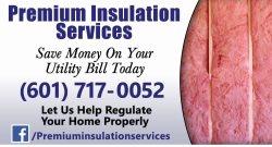 Premium Insulation Services, LLC Logo