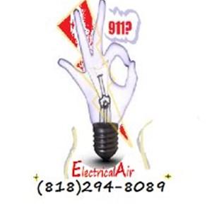 ElectricalAir Services Logo