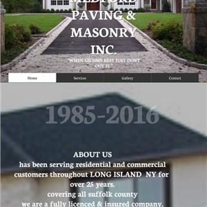 Medford Paving & Masonry Logo