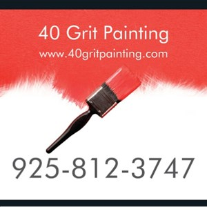 40 Grit Painting Cover Photo