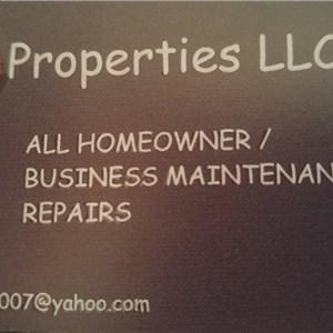 2JS Properties LLC. Logo