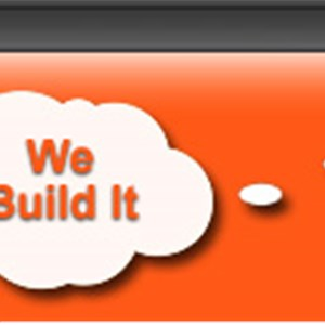 You Dream It We Build Logo