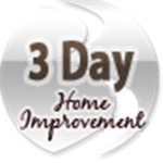 3 Day Flooring, Kitchen & Baths Logo