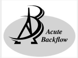 Acute Backflow Logo