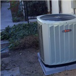 Heat Pump System Cost Contractors Logo