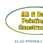Ar & Dario Painting & Construction Logo
