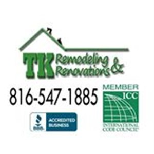 Tk Remodeling & Renovations Logo