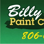 Billy Ivy Paint Contractor Logo