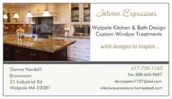 Interior Expressions / Nardelli Home Decorating Logo