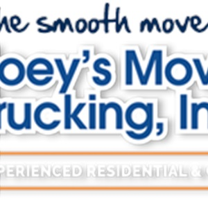 Joeys Movers & Trucking Inc Cover Photo