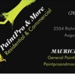 Paintpro & More Logo