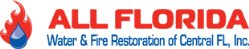 All Florida Water & Fire Restoration of Central Florida Inc Logo