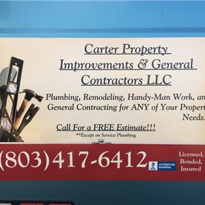 Carter Property Improvements Logo