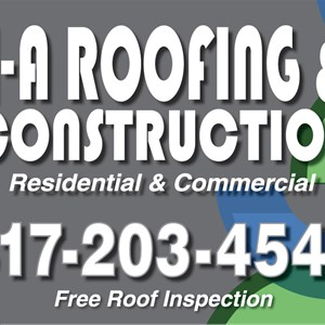 1A Roofing & Construction Cover Photo