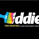 Eddies Pro Painting Logo