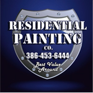 Residential Painting Co. Logo