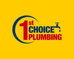 1st Choice Plumbing Logo