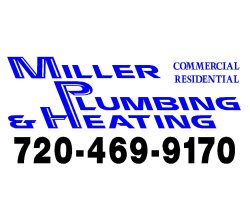 Miller Plumbing and Heating Logo