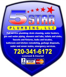 5 Star Plumbing, Llc Logo