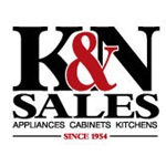 K & N Appliance Sales Logo