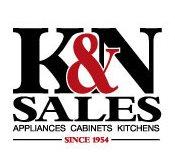 K & N Appliance Sales Logo
