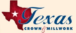 Texas Crown & Millwork Logo
