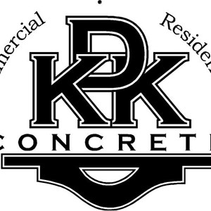 Kdk Concrete of Volusia Logo