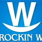 Rockin W Construction Logo