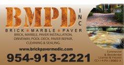 BMPD INC Logo