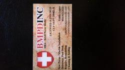 Brick Paver Medic Logo