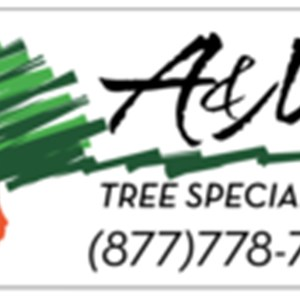 A & M Tree Svc Logo