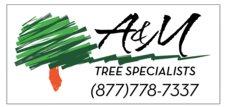 A & M Tree Svc Logo