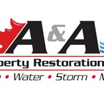 A & A Property Restoration Llc Logo